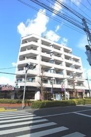 FUKASAWA614マンションの外観