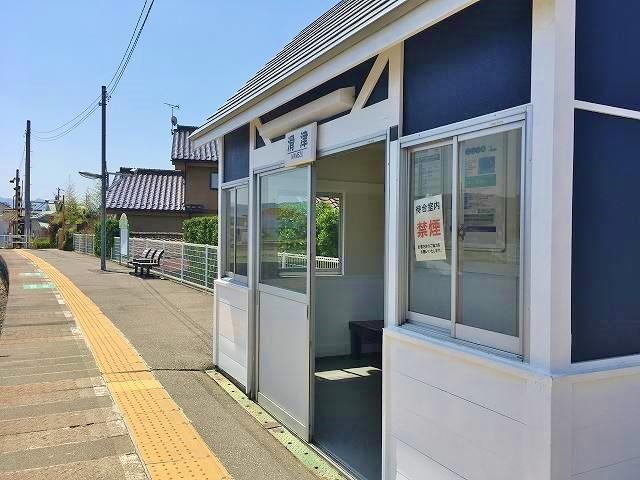 滑津駅(JR 小海線)