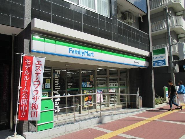 ファミリーマート曽根崎南店