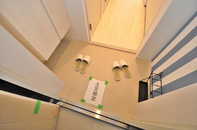 グランエクラ田島 素敵な玄関は毎朝あなたを元気に送りだしてくれますよ。