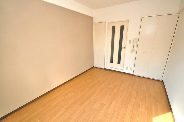 オークハイツ シンプルな単身さん向きのマンションです。