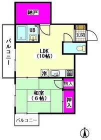 マツイチサンパレス第1 408号室