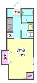 第一竹ノ内コーポ 101号室
