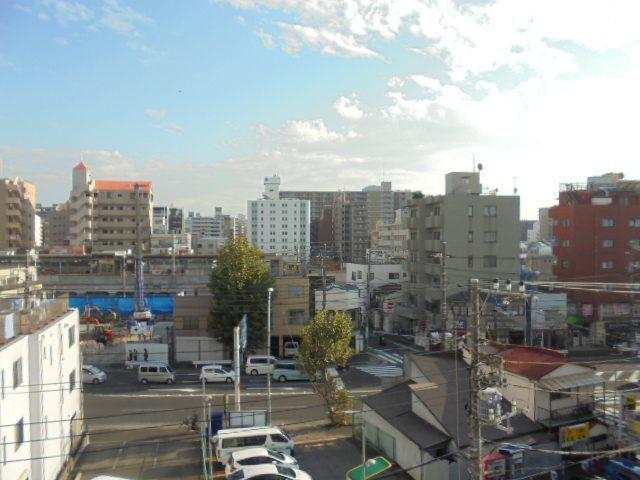 ソナーレ横浜景色