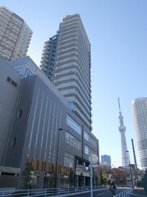マークフロントタワー曳舟の外観画像