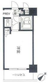 クリオ片倉町六番館2階Fの間取り画像