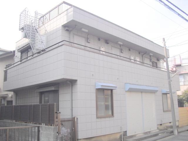 内田マンションの外観外観