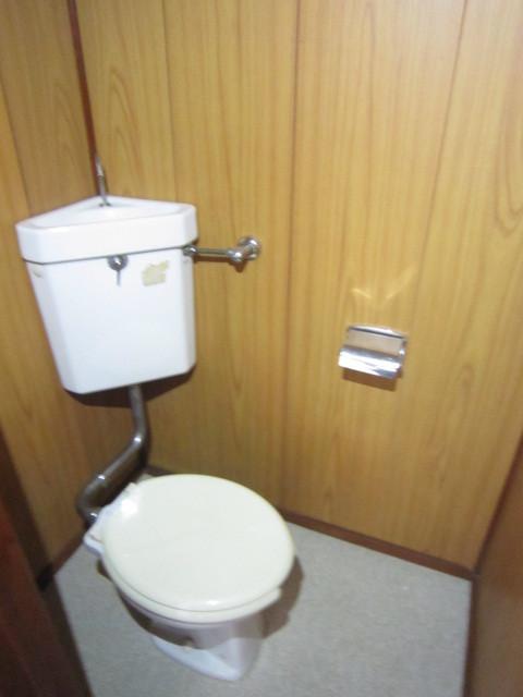 ハイム田中トイレ