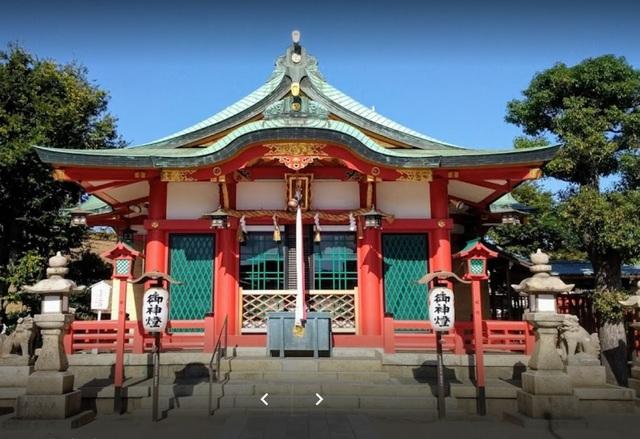 日吉神社(旭区)