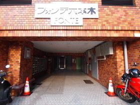 六本木駅 徒歩6分エントランス