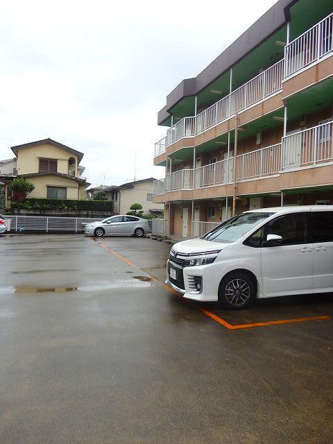サンハイム富士見駐車場