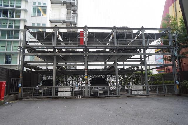 Feel A 渋谷駐車場