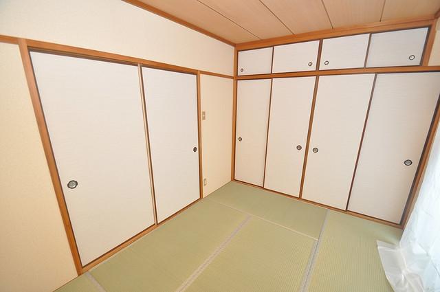 ブライトアーデン もうひとつのくつろぎの空間、和室も忘れてません。