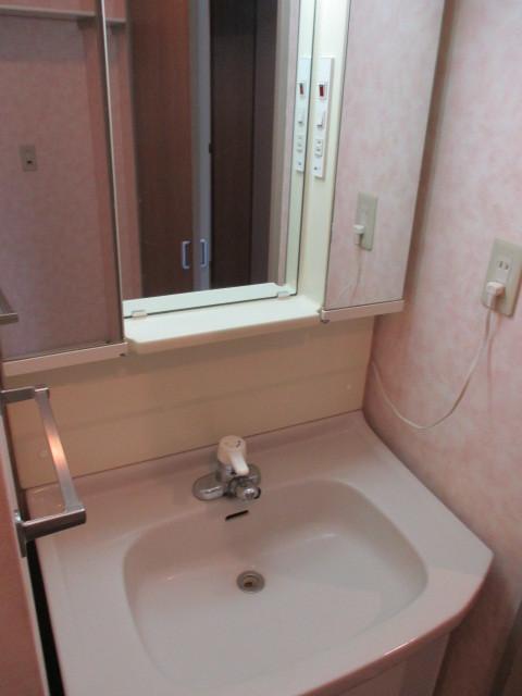 エディフィシオ赤塚洗面所