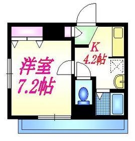 アイ・ホームズ3階Fの間取り画像