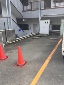 エクシード21駐車場
