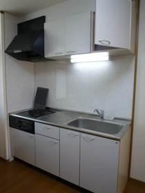 システムキッチン※写真は同タイプ別フロア