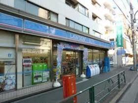 ローソン中野新井一丁目店
