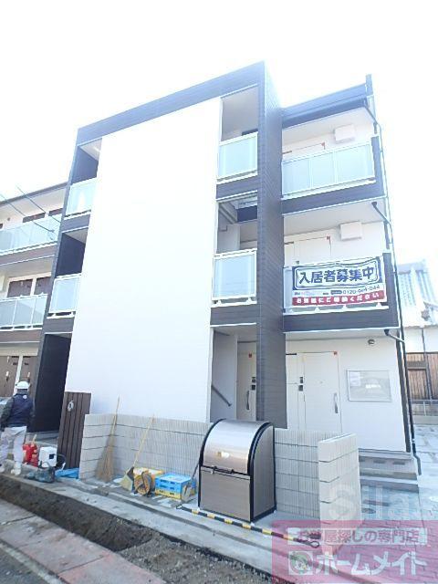 摂津市千里丘東4丁目の賃貸マンションの外観