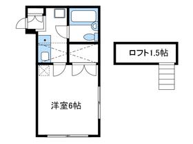 パストラーレ2階Fの間取り画像