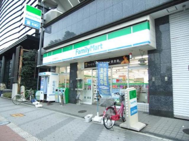 ファミリーマート北加賀屋駅東店