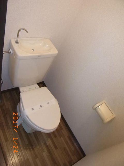 プレジオTAKEトイレ