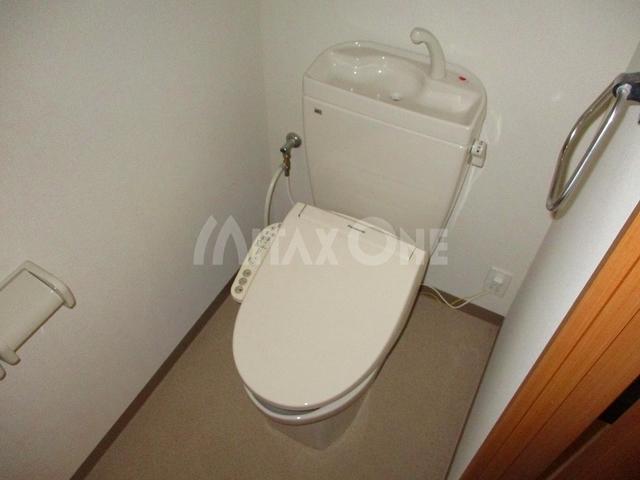 クレシアコートトイレ