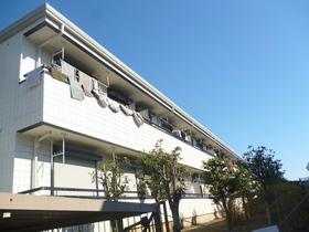 アゼリアガーデンA棟の外観画像