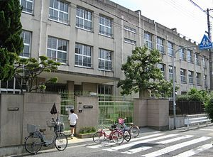 マンションサンパール 大阪市立巽小学校
