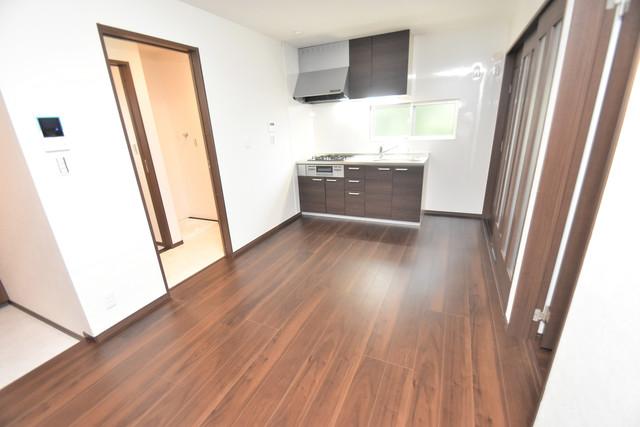 グロースコート弥刀 明るいお部屋はゆったりとしていて、心地よい空間です