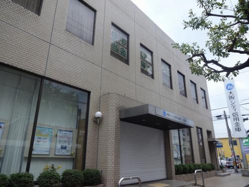 クイーンライフ巽 大阪シティ信用金庫たつみ支店