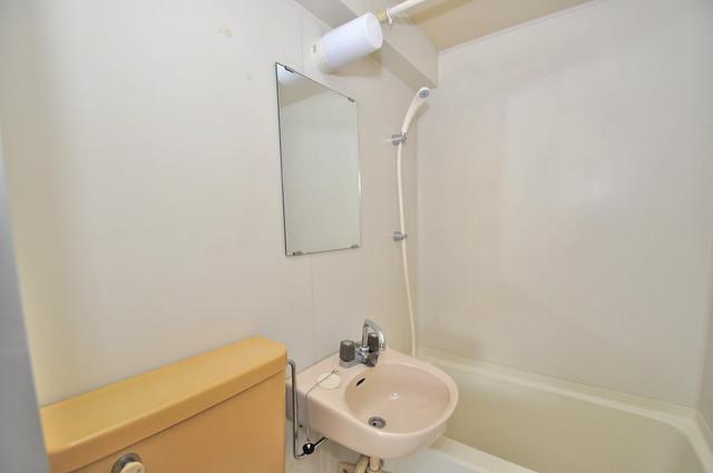 アルハウス諏訪 小さいですが洗面台ありますよ