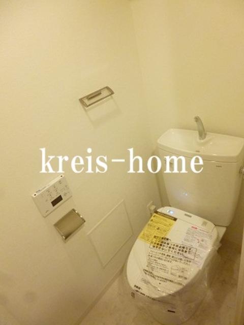 AZURE神田錦町トイレ