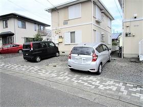 グレースⅠ駐車場