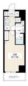 HY's YOKOHAMA Felice9階Fの間取り画像