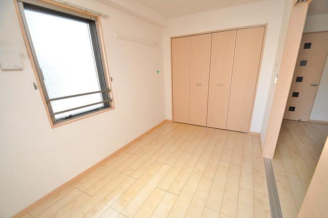 ディオーネ・ジエータ・長堂 明るいお部屋はゆったりとしていて、心地よい空間です