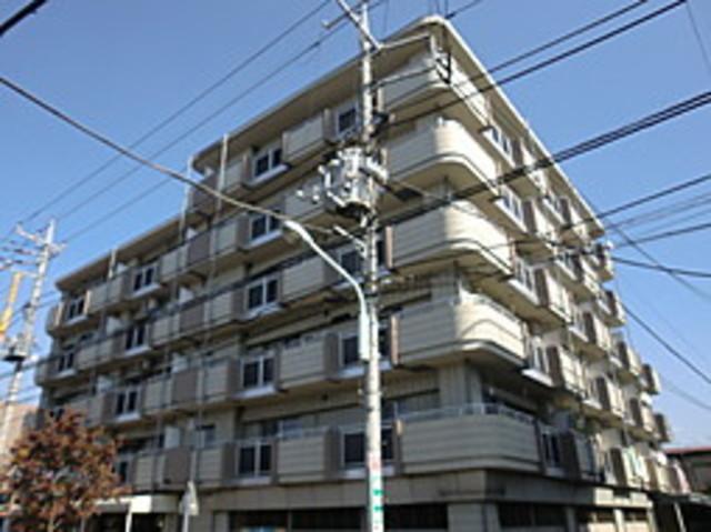 地下鉄赤塚駅 徒歩12分外観