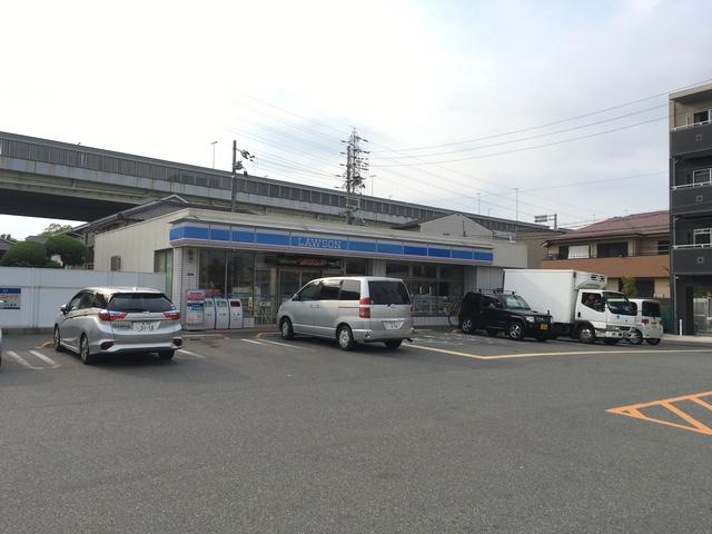 ローソン堺出島浜通店