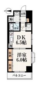 Active KU7階Fの間取り画像