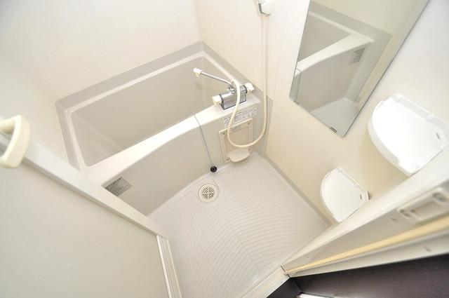 ハートハイム ゆったりと入るなら、やっぱりトイレとは別々が嬉しいですよね。