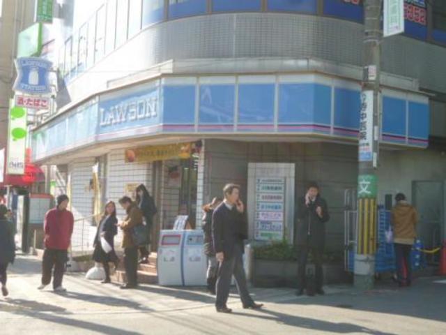 ローソン鶴橋三丁目店