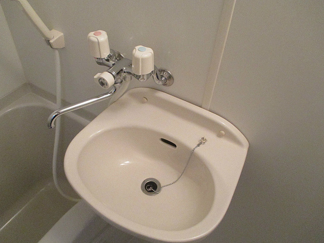 アンプルールフェール和勇洗面所