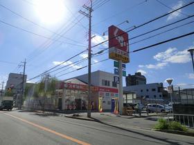 イスタナ・フセ スギ薬局高井田店