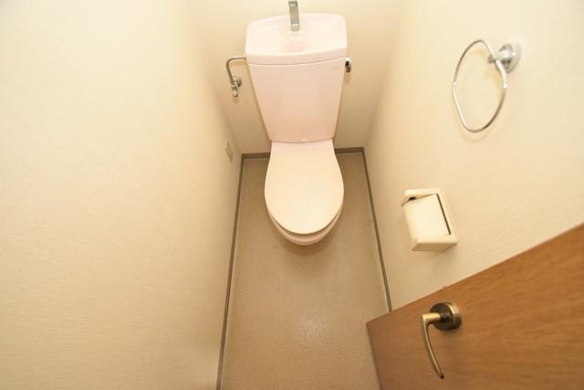 ノースフライト スタンダードなトイレは清潔感があって、リラックス出来ます。