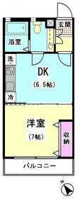 R'S COURT 203号室