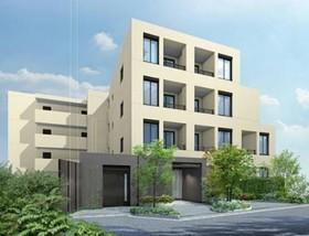 シティカレント目黒学芸大学の外観画像