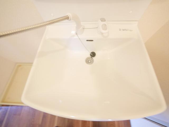 グレープシュラインE洗面所