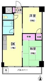 ライオンズマンション大森海岸 802号室