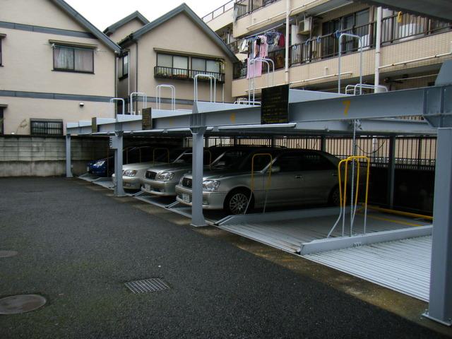 SUNSHINE90駐車場