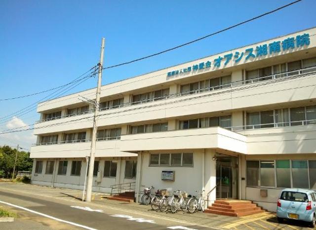 海老名駅 バス8分「城山」徒歩4分[周辺施設]病院
